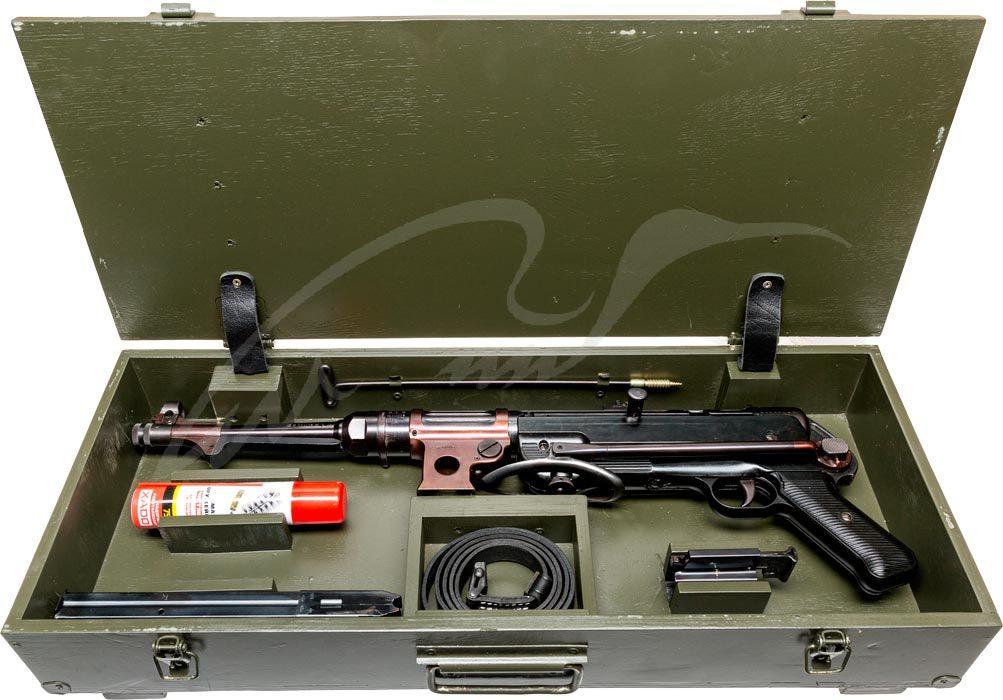 Карабін Automatic M. P. 38/40 кал. 9х21 (подарунковий комплект)