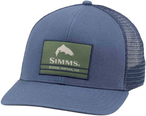 Кепка Simms Original Patch Trucker One size