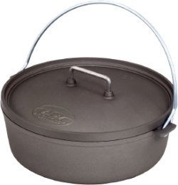 Казан GSI Hard Anodized Dutch Oven 10""