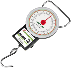 Весы CarpZoom Round N2 Mechanical Scales 32kg