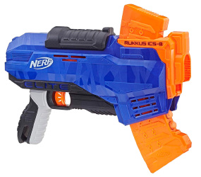 Бластер Nerf Elite Rukkus ICS 8