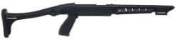 Ложа PROMAG Tactical Folding Stock для Remington 597. Цвет - черный