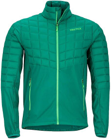 Куртка Marmot Featherless Hybrid Jacket M ц:shady glade
