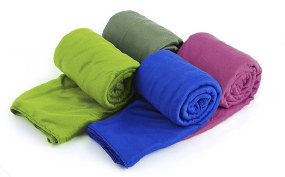 Полотенце Sea To Summit Pocket Towel 75x150cm ц:eucalypt