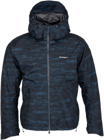 Куртка Shimano DryShield Explore Warm Jacket ц:shade navy