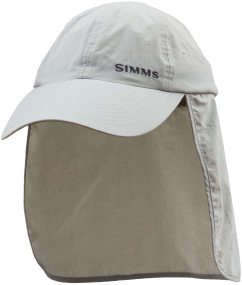 Кепка Simms Superlight Sunshield Cap One size ц:sterling