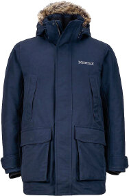 Куртка Marmot Hampton Jacket XXL ц:midnight navy