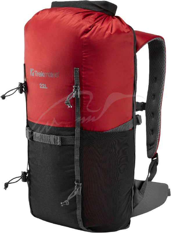 Герморюкзак Trekmates Dry Pack RS 22L TM-004578 ц:red