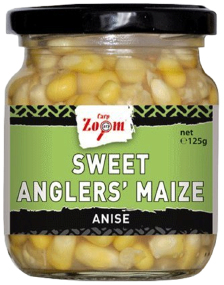 Кукуруза CarpZoom Sweet Angler's Maize Anise 220ml 125g