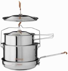 Набор посуды Primus CampFire Cookset Large S/S