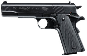 Пистолет пневматическая Umarex Colt Government 1911 A1 кал. 4.5 мм