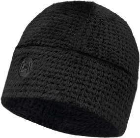 Шапка Buff Polar Thermal Hat Solid Graphite Black