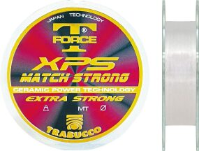Леска Trabucco T-Force XPS Match Strong 100m 0.162mm 3.98kg