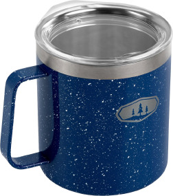 Термокружка GSI Glacier Stainless Camp Cup 425ml ц:blue
