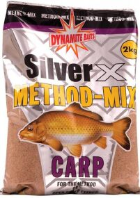 Прикормка Dynamite Baits Silver X Carp Method Mix 2kg