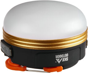 Фонарь кемпинговый SKIF Outdoor Light Drop Black/Orange