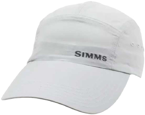 Кепка Simms Superlight Flats Cap LB One size ц:sterling