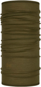 Мультиповязка Buff Lightweight Merino Wool Neckwear Solid Bark