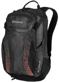 Рюкзак KingCamp Speed 25 ц:black