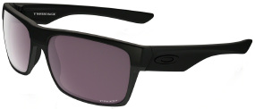Очки Oakley TwoFace PRIZM Daily Polarized Covert Collection ц:черный