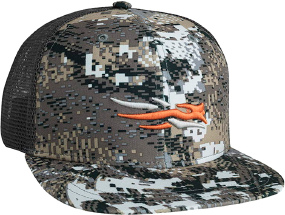Кепка Sitka Gear Trucker One size. Цвет - elevated II
