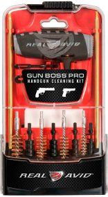 Набор для чистки Real Avid Gun Boss Pro Handgun Cleaning Kit