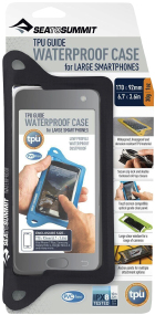 Гермочехол Sea To Summit TPU Guide Waterproof Case for Smartphones XL ц:black