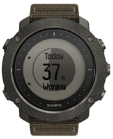 Часы Suunto Traverse Alpha Foliage ц:foliage green
