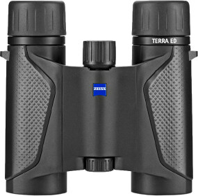 Бинокль Zeiss Terra ED Pocket 10x25 Black