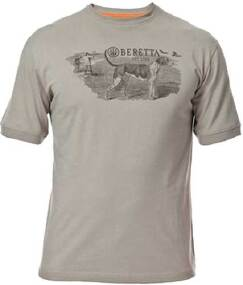 Футболка Beretta Outdoors Hunting Dog S