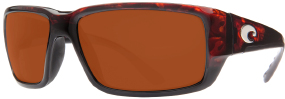 Очки Costa Del Mar Fantail Tortoise Copper 580G