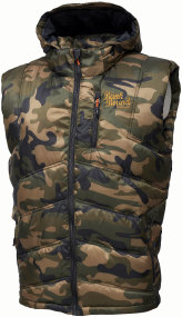 Жилет Prologic Bank Bound Camo Thermo Vest L