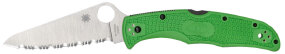 Нож Spyderco Pacific Salt 2 Spyderedge Green