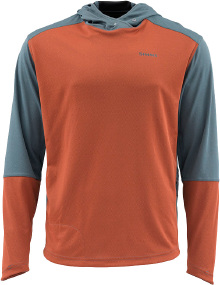 Реглан Simms SolarFlex Sport Hoody ц:orange