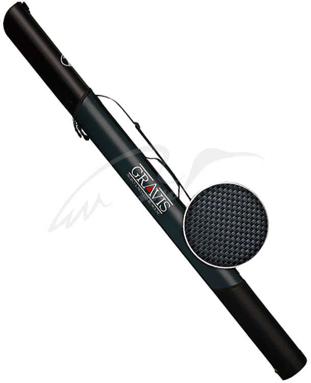 Чехол Prox Gravis Super Slim Rod Case 140cm ц:black