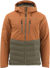 Куртка Simms West Fork Jacket ц:saddle brown