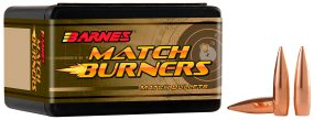 Пуля Barnes BT Match Burner кал. 6,5 мм масса 9,07 г/140 гран