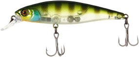 Воблер Jackall Squad Minnow 80SP 82mm 9.7g Skeleton Gill