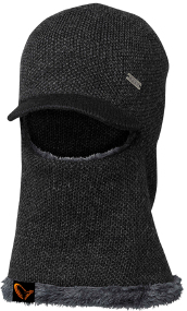 Балаклава Savage Gear Savage Fleece Balaclava One Size ц:black/gray