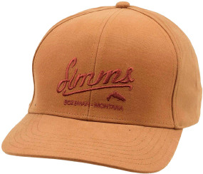 Кепка Simms Riprap Canvas Cap One size
