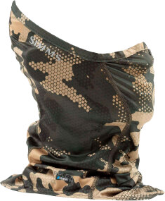 Бандана Simms BugStopper SunGaiter One size ц:hex flo camo timber