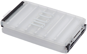 Коробка DUO Reversible Lure Case 100 White/Silver Logo