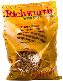 Пеллетс Richworth Multi Stim Pellets Plum Royal 8mm 900g