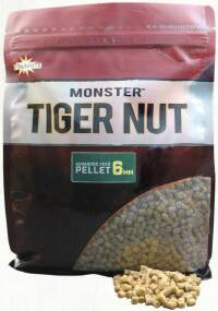 Пеллетс Dynamite Baits Monster Tigernut Pellets 8mm 900g