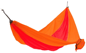 Гамак KingCamp Parachute Hammock Yellow/Red