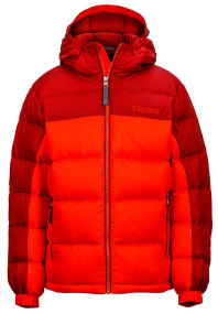 Куртка MARMOT Boys Guides Down Hoody M