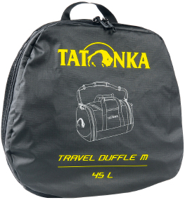 Сумка Tatonka Travel Duffle M ц:black