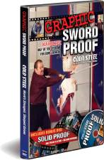 "DVD-диск Cold Steel ""Graphic Sword Proof"""