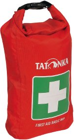 Аптечка Tatonka First Aid Basic Waterproof ц:red