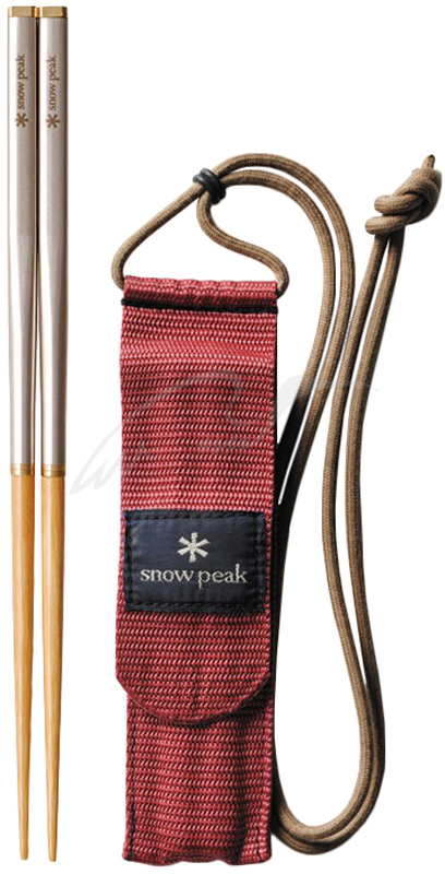 Японские палочки Snow Peak SCT-111 Wabuki Chopsticks Large